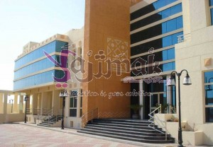 Embassy and Accommodation of Egyption Embassador in Qatar
