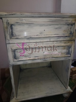 Renovated Bed Side Table