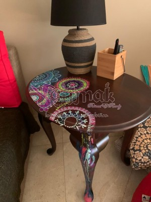 Renovated coffee table