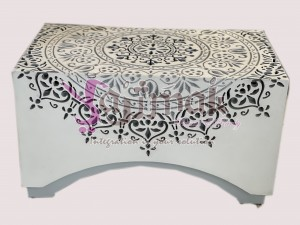 3 in 1 Ottoman and storage